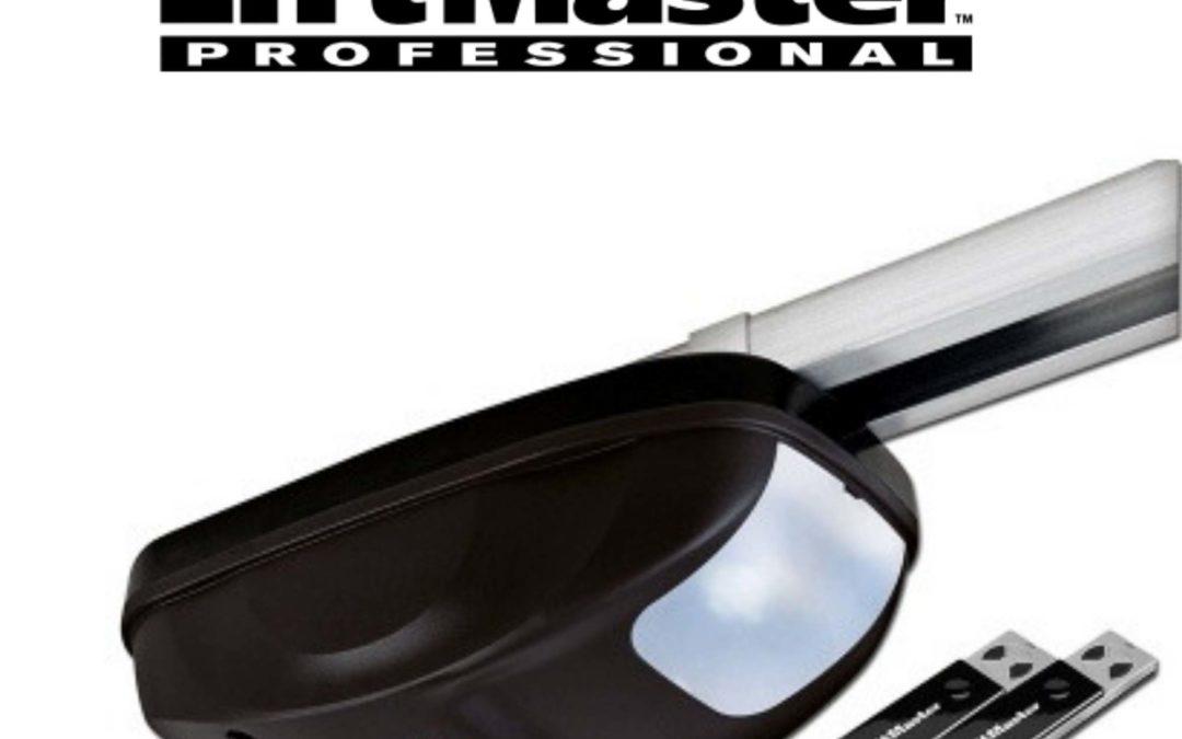 Instruksjoner for portåpner LM50