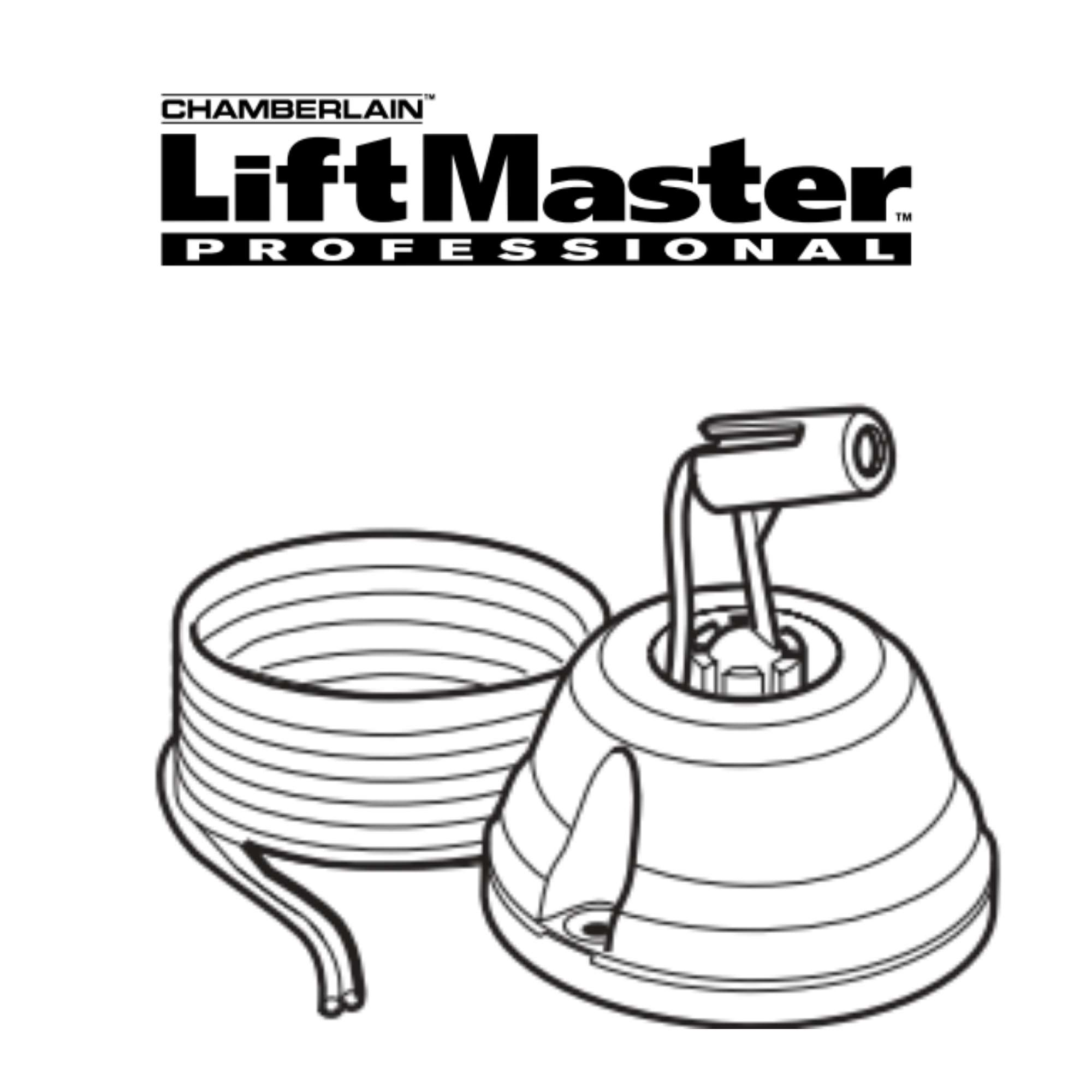 Liftmaster Laser Garage Parking Assistant – Model 975LM and 976LMC