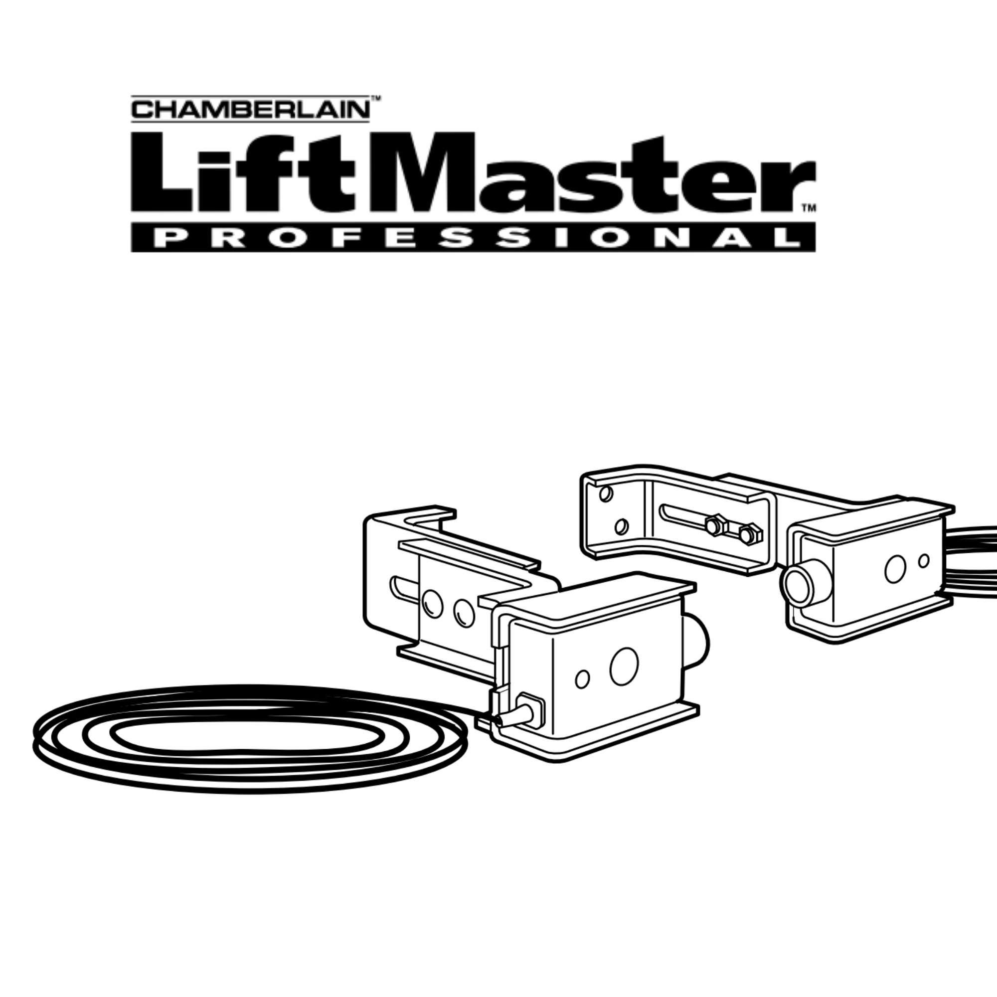 Manual for Safety Reversing Sensor Model 770E